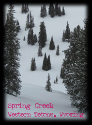 Spring Creek, Wyoming