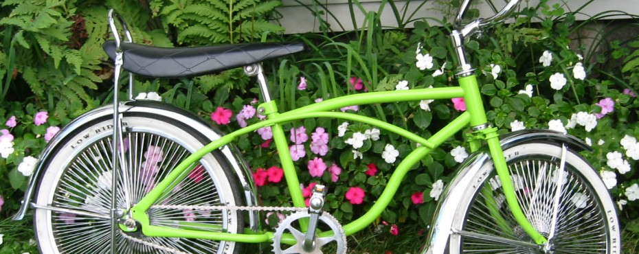 Schwinn Stingray Bicycle Restoration |