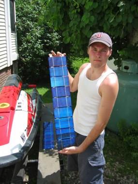 brett solar array