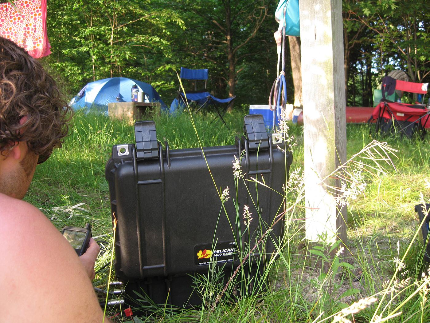 Portable Power  Solar Briefcase V2 0