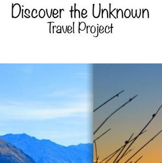 Discover the Unknown Travel Project